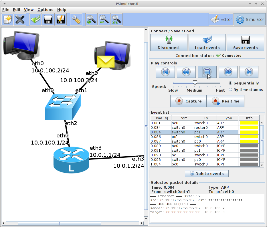 NetSim Cisco Network Simulator & Router Simulator
